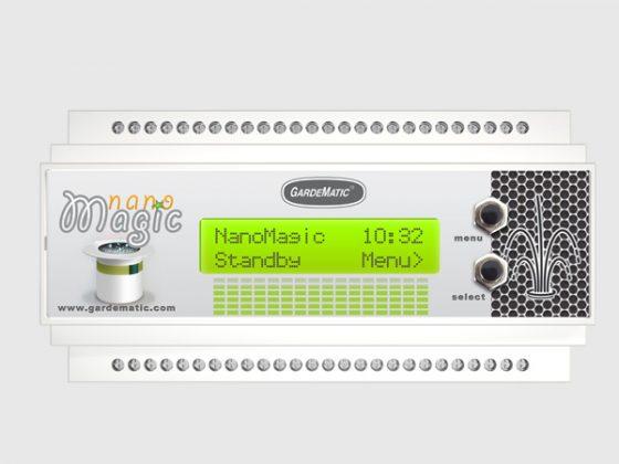 NanoMagic szökőkút vezérlő Master