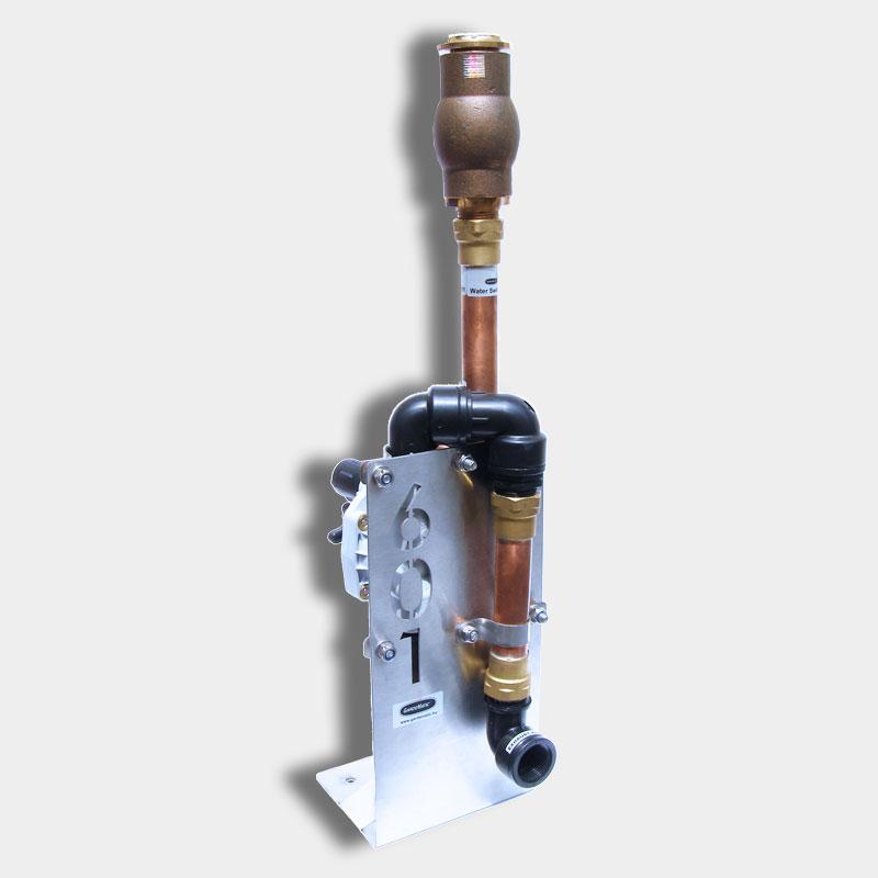 Water Switch 601 szökőkút fúvóka Pezsgő fúvókával